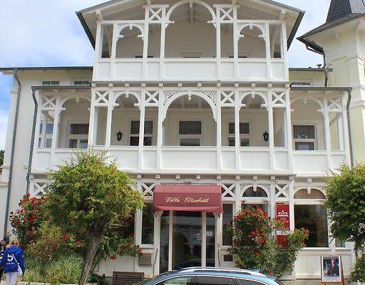 Hotel villa elisabeth sellin for Villa sellin rugen